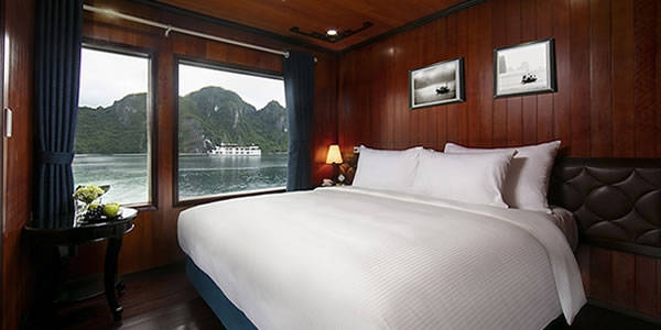 Budget cruise in Halong bay
