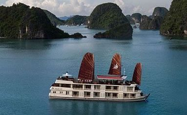 Glory Legend Cruise in Halong bay