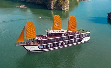 Peony Cruise in Halong bay