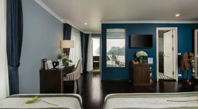 Era Cruise's Garden-Sea Family Suite