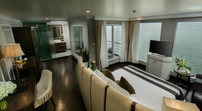 Era Cruise's King Terrace Suite