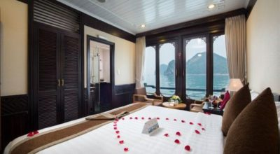 Glory Legend Cruise's Suite Ocean Full View