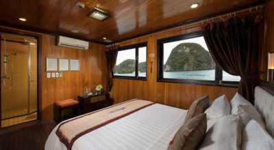 Majestic Cruise's Deluxe Cabin