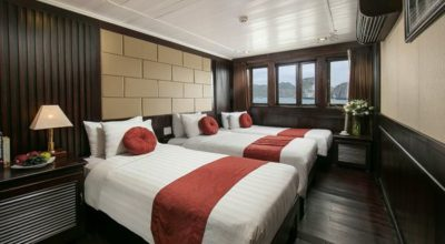 Majestic Cruise's Deluxe Triple Cabin