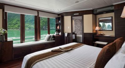 Pelican Cruise's Royal Suite Ocean Full View