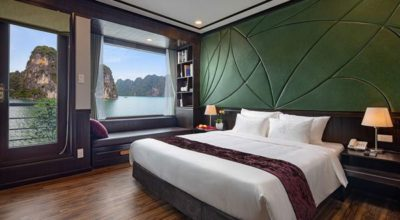 Peony Cruise's Deluxe Cabin With Balcony