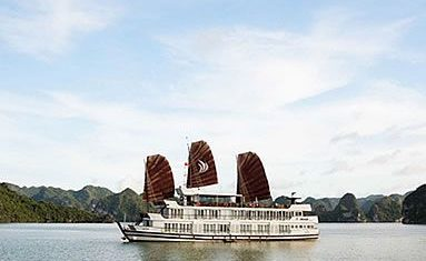 Glory Legend Cruise in Halong bay, Vietnam