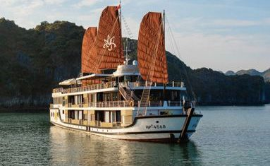 Orchid Cruise in Halong bay, Vietnam