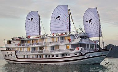 Signature Royal Cruise in Halong bay, Vietnam